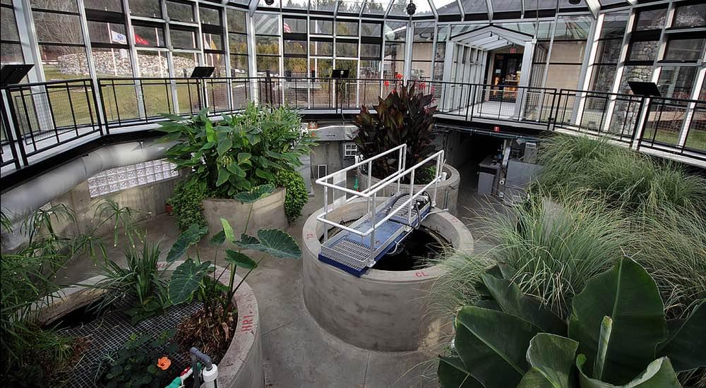 Bio Waste Treatment Plant